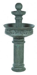 2 Tier Doric Fountain