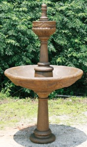 2 Tier Ribbon Fountain