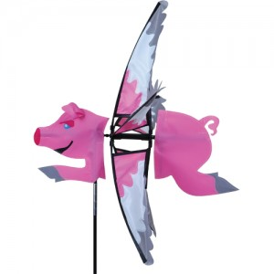 "23"" Flying Pig Spinner"