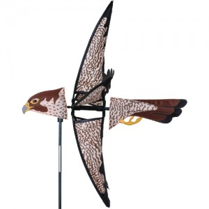 "23"" Peregrine Falcon Spinner"