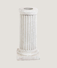 24 Inch Square Base Pedestal