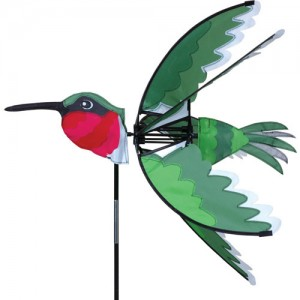 "24"" Ruby Hummingbird Spinner"