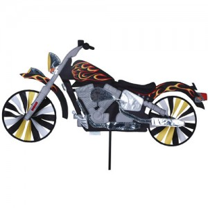"32"" Motorcycle Flame Spinner"