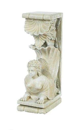 "34"" Lady Shell Pedestal"