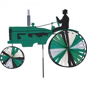 "38"" Tractor Spinner Green"