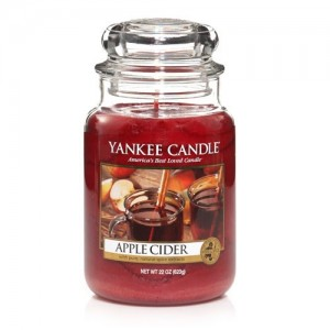Apple Cider Jar Candle