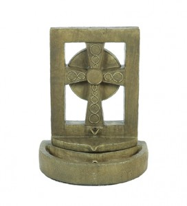 Celtic Cross Fountain