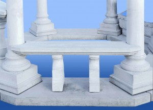 Classical Gazebo Bench
