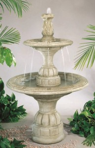 Contemporary Tier Fountain