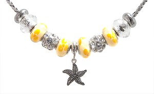 DaVinci Beachcombing Necklace