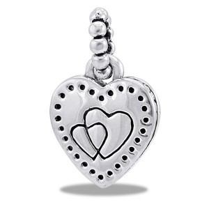 DaVinci Dangle Large Heart