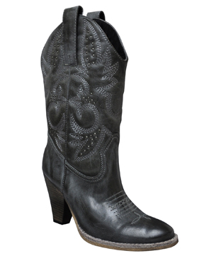 Volatile Denver Boot Black