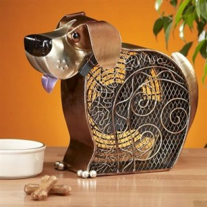 """Doggie"" Decorative Dog Fan"