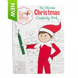 The Elf on the Shelf?« The Ultimate Christmas Creativity Book