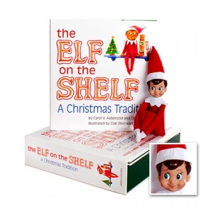 The Elf on the Shelf?«: A Christmas Tradition?äó - Boy Light Skin