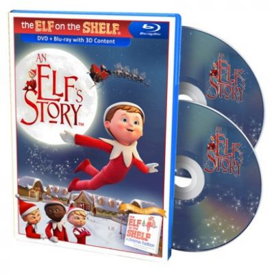 An Elf's Story (Blu-Ray/DVD)