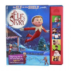An Elf?ÇÖs Story?äó Book with Sound