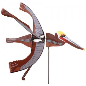 Flying Brown Pelican Spinner
