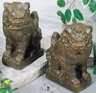 Foo Dog (Large & Small, Left & Right)