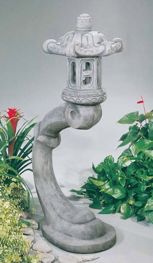 Cantilevered Lantern, 3 pc.