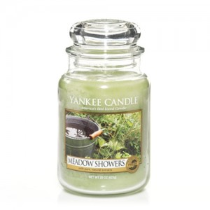 Meadow Showers Jar Candle