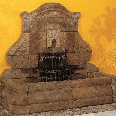 NEW-LIGHTER Avignon Rosette Fountain