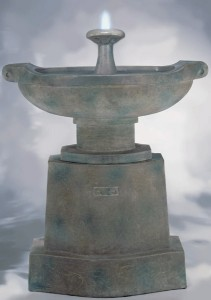 Prairie Urn Fountain