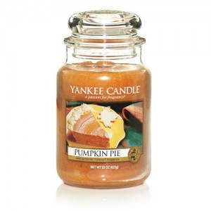 Pumpkin Pie Jar Candle