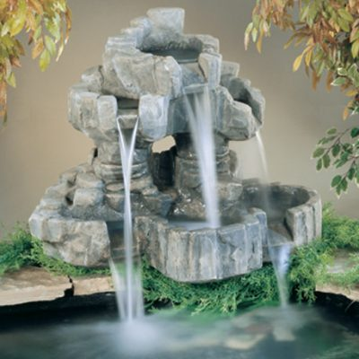 Rockfall Fountain
