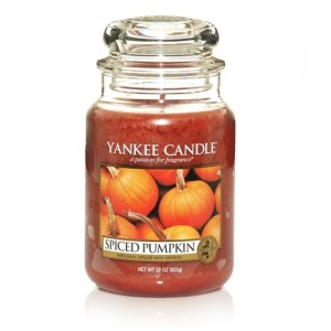 Spiced Pumpkin Jar Candle