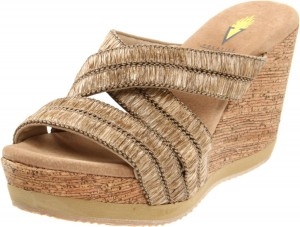 Volatile Honeylove Sandal Off-White