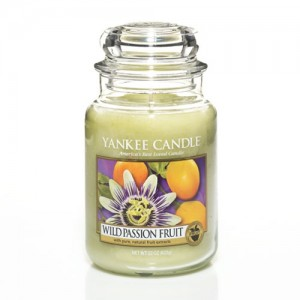 Wild Passion Fruit Jar Candle