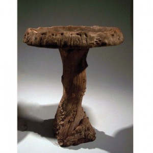 Wildwood Birdbath, 2 pc.