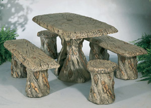 Woodland Patio Set, 13 pc.