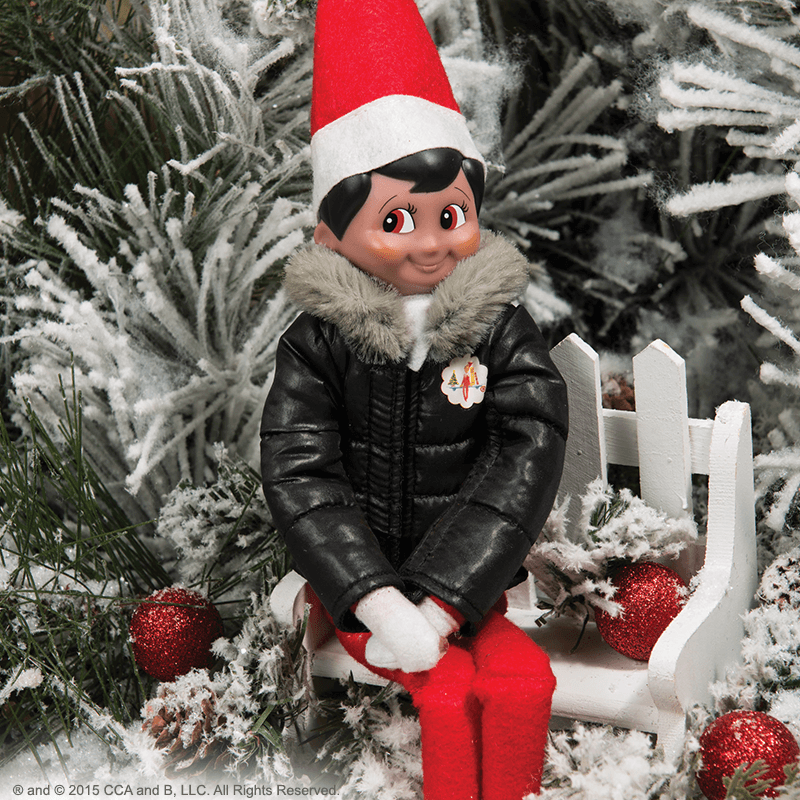 The Elf On The Shelf Claus Couture Collection Puffy North