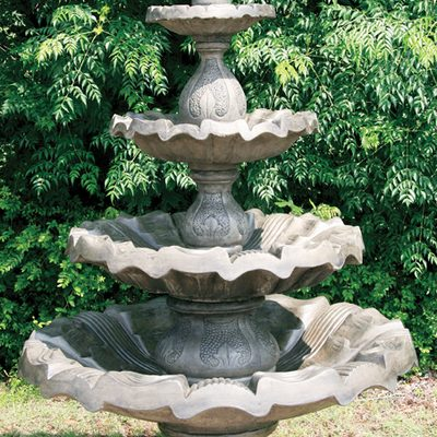 4 Tier Hospitality Fountain