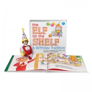 The Elf on the Shelf?«: A Birthday Tradition (elf not included)